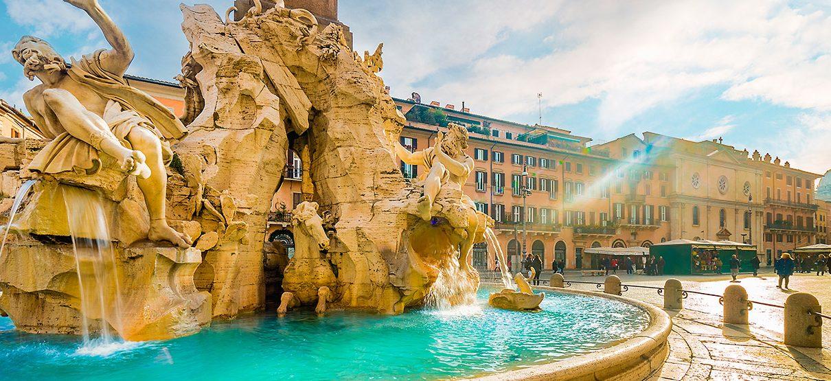 quem vai a primeira vez à Italia,